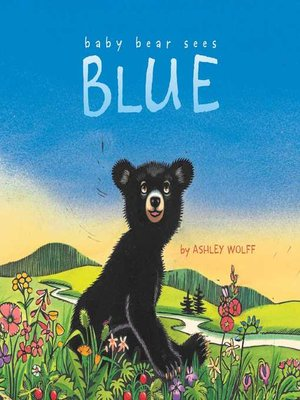 cover image of Baby Bear Sees Blue